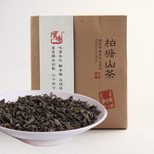 柏塘山茶绿茶价格900元/斤