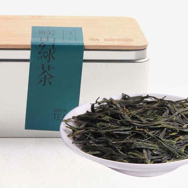 崂山绿茶 顶级扁茶绿茶价格1200元/斤