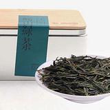 崂山绿茶 顶级扁茶
