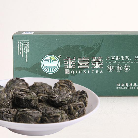 银币茶绿茶价格1031元/斤