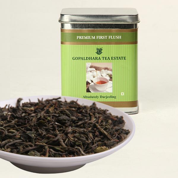 春摘大吉岭红茶Gopaldhara红茶价格950元/斤