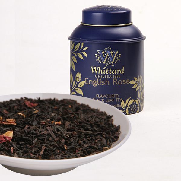 英式玫瑰红茶红茶价格640元/斤