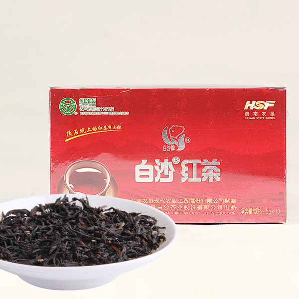 海南白沙红茶红茶价格720元/斤