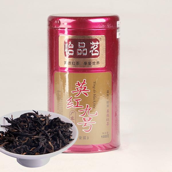 英红九号(金装)红茶价格1380元/斤