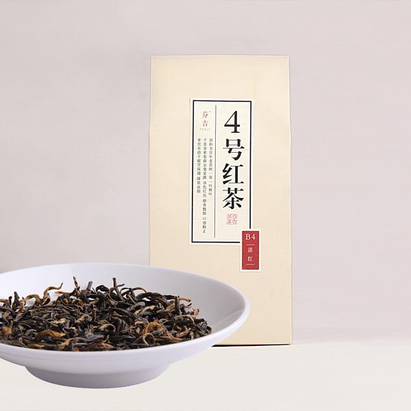 4号红茶(2014)红茶价格408元/斤