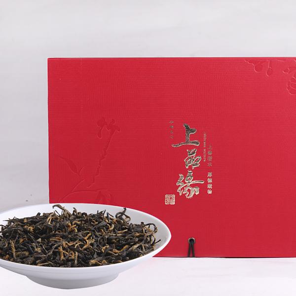 上品缘金骏眉红茶价格497元/斤