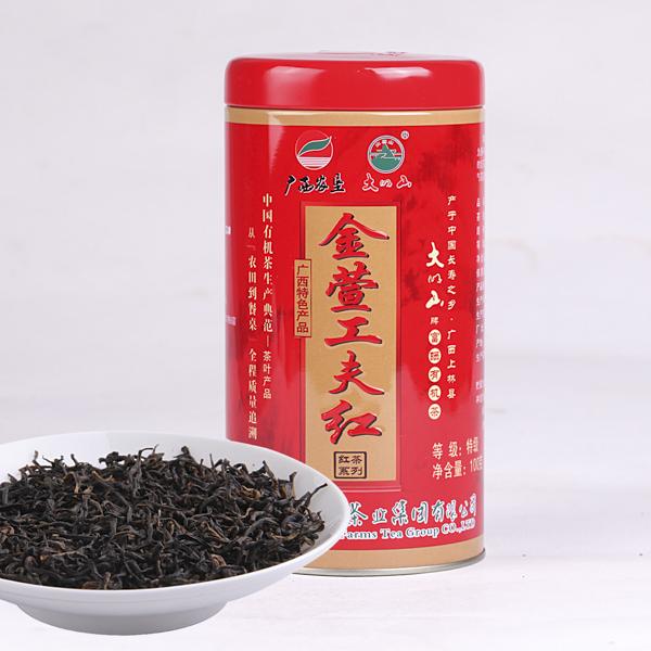 金萱工夫红茶红茶价格400元/斤