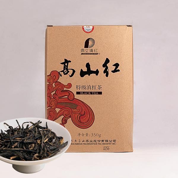 高山红(2015)红茶价格237元/斤
