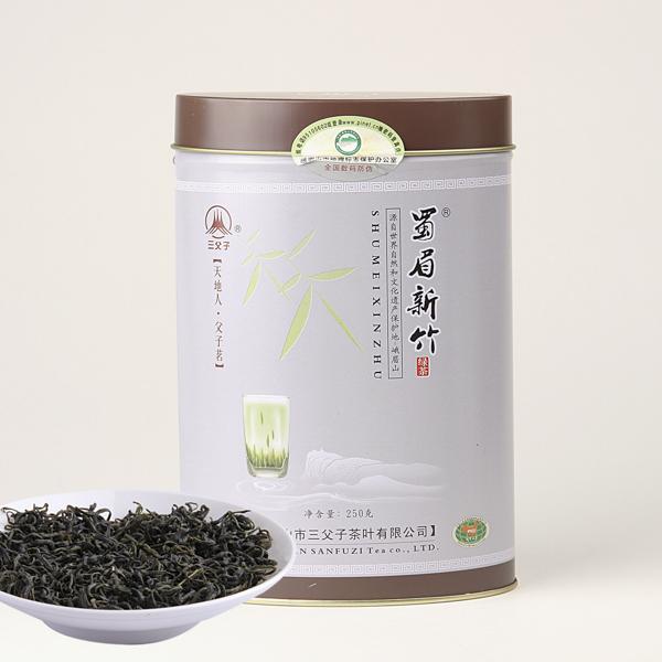 蜀眉新竹(毛峰)(2015)绿茶价格98元/斤