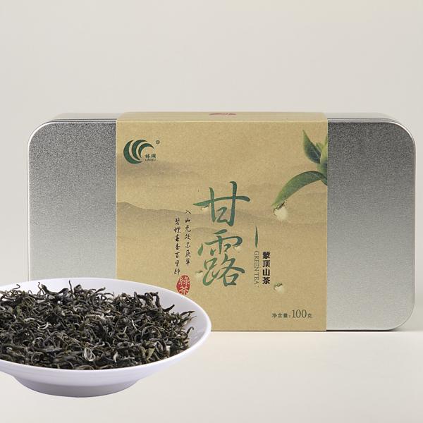 蒙顶甘露(2015)绿茶价格340元/斤