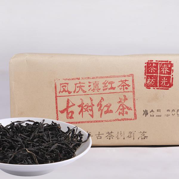 滇红古树红茶红茶价格375元/斤