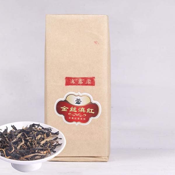 金丝滇红(2015)红茶价格350元/斤