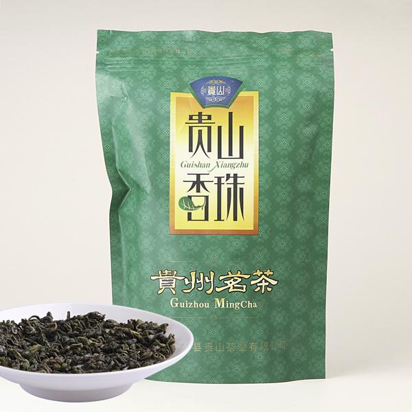 贵山香珠(2015年)绿茶价格174元/斤