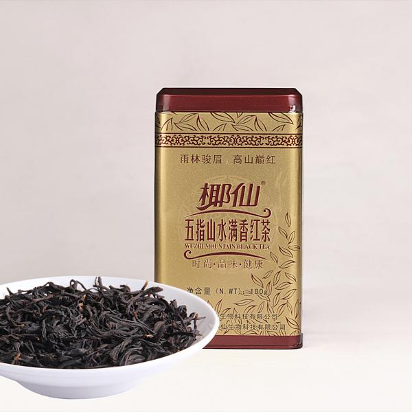 五指山水满香红茶(2015)红茶价格440元/斤