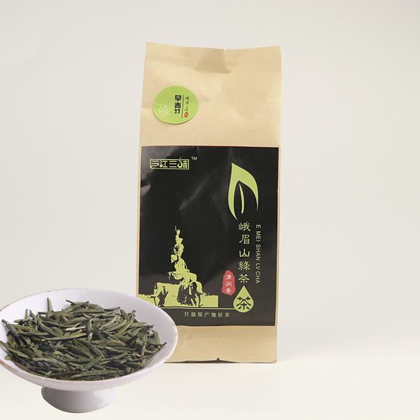 峨眉山绿茶绿茶价格1040元/斤