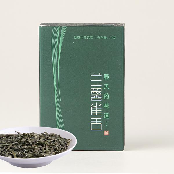 兰馨雀舌绿茶价格492元/斤