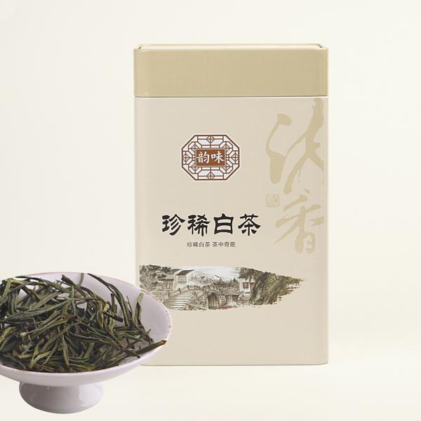 韵味 珍稀白茶绿茶价格475元/斤