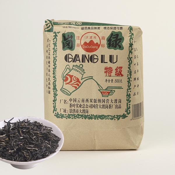 大渡岗岗绿绿茶价格35元/斤