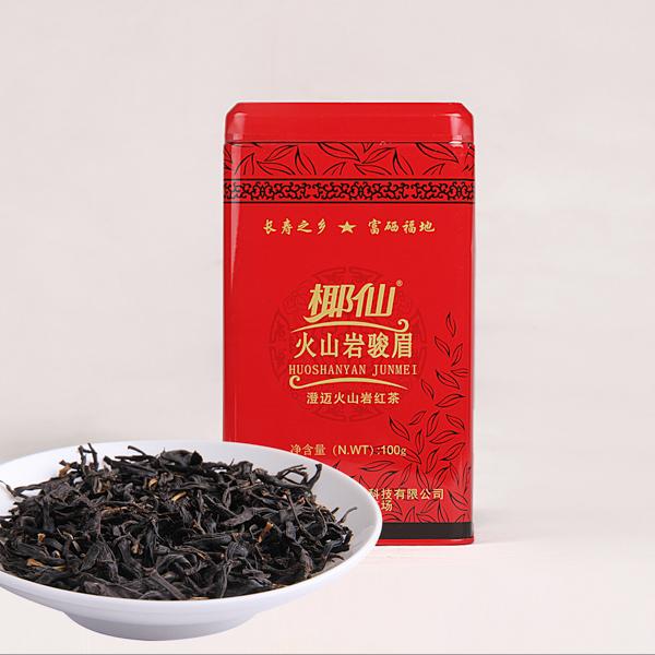 火山岩骏眉红茶价格225元/斤