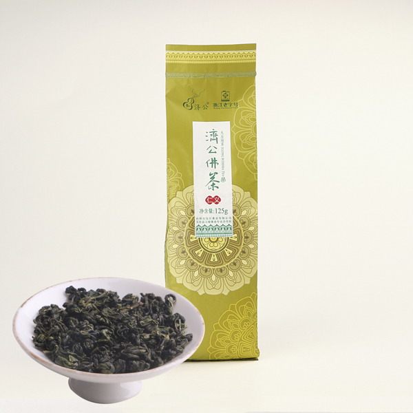 济公佛茶(仁义)绿茶价格120元/斤