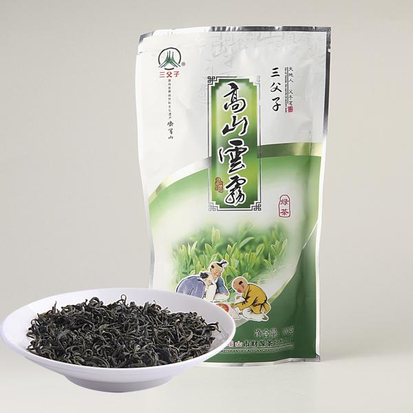 高山云雾茶(明前特级)绿茶价格225元/斤
