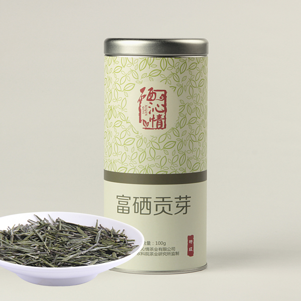 富硒贡芽绿茶价格480元/斤