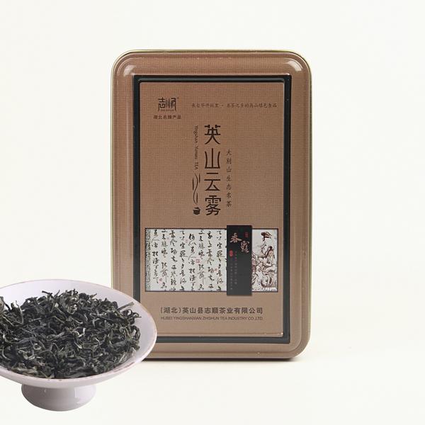英山云雾绿茶价格250元/斤