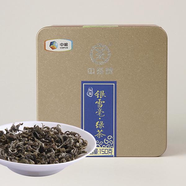 银雪毫绿茶价格330元/斤