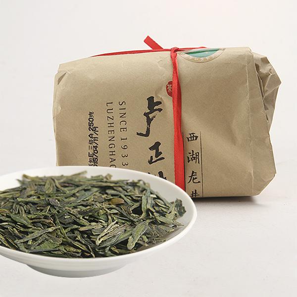 特级明前西湖龙井春茶250克传统A包绿茶价格560元/斤