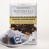 Orange ginger white (2015)