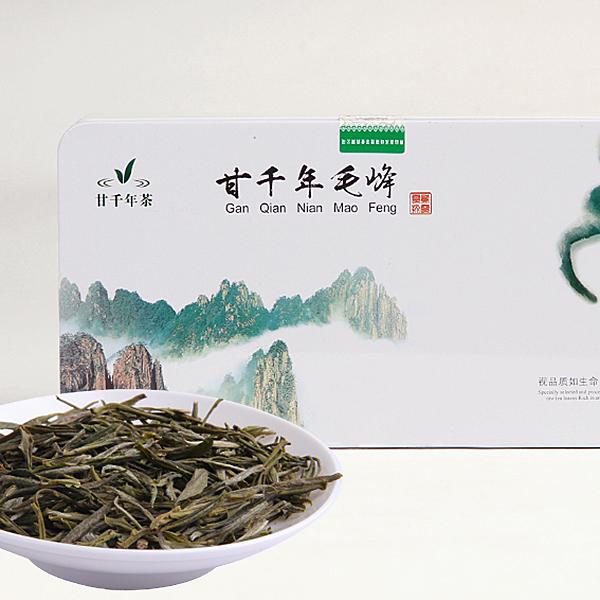 甘千年毛峰(2015)绿茶价格500元/斤