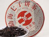 V99 枣香饼熟茶(2006)