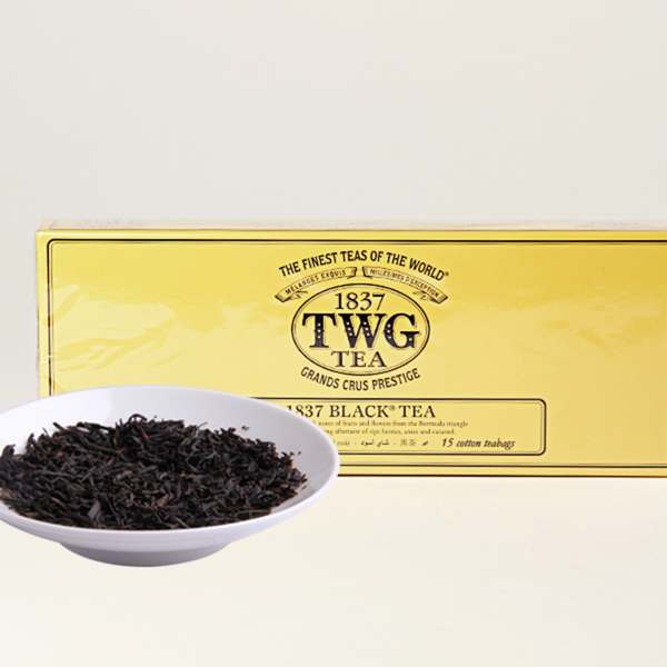 TWG 1837 Black Tea(2014)