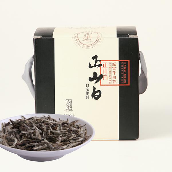 正山白 白毫银针(2015)
