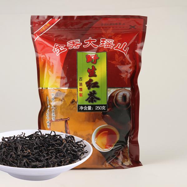 野生红茶(2012)红茶价格200元/斤
