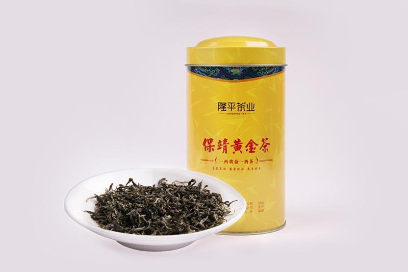 二级保靖黄金茶(2016)绿茶价格990元/斤