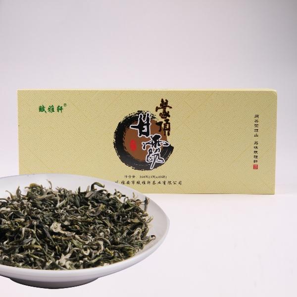 蒙顶甘露(2016)绿茶价格372元/斤