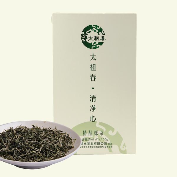 太祖春毛尖(2016)绿茶价格1490元/斤