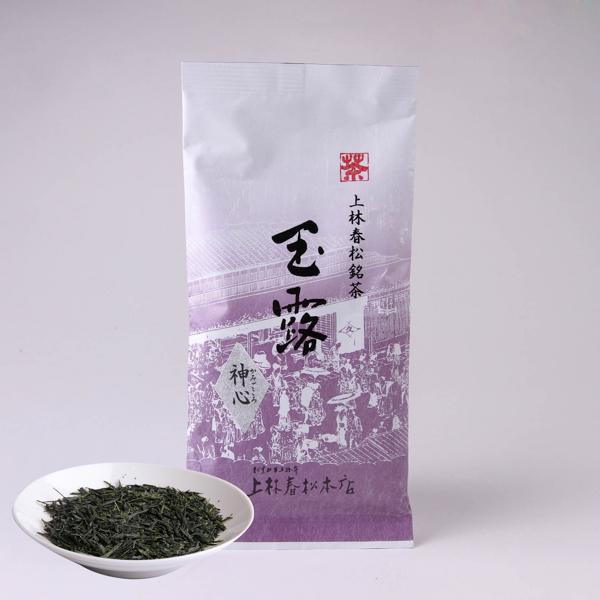 神心玉露(2015)绿茶价格640元/斤