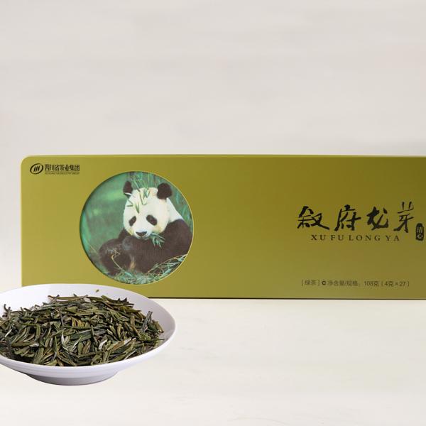 叙府龙芽(2016)绿茶价格1380元/斤