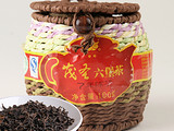 六堡茶七年陈(2015)