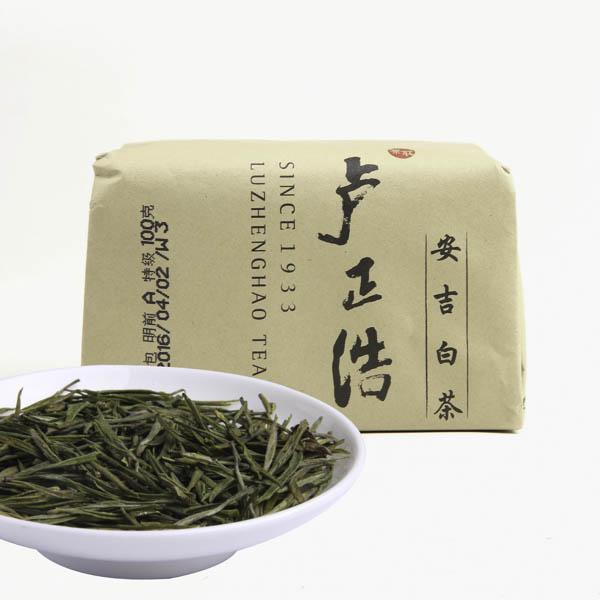 安吉白茶特级(2016)绿茶价格760元/斤