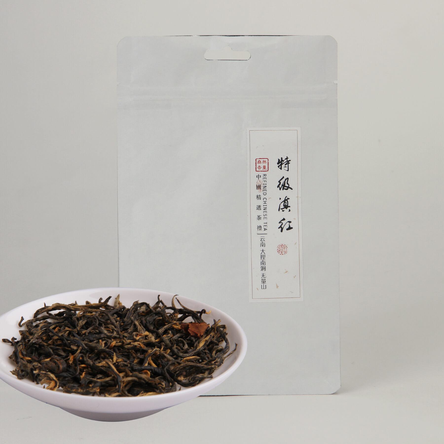 特级滇红(2016)红茶价格400元/斤