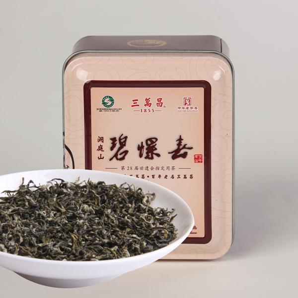 洞庭山碧螺春(2016)绿茶价格1990元/斤