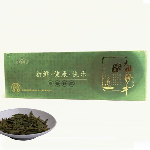 大佛龙井特级(2016)绿茶价格1438元/斤