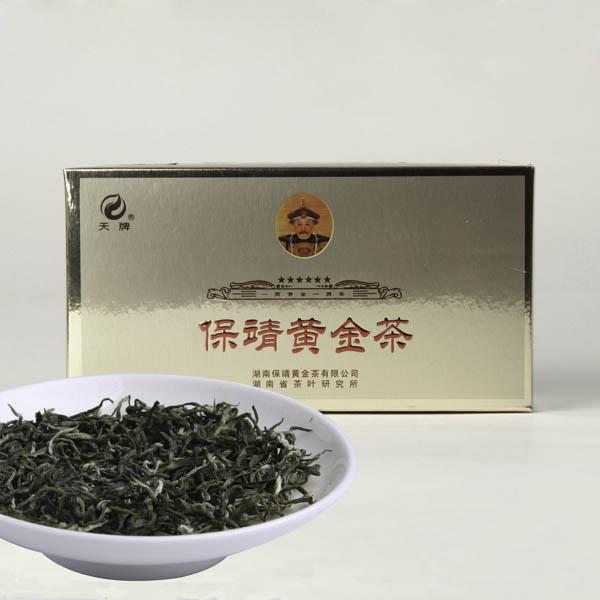 保靖黄金茶(2016)绿茶价格1400元/斤