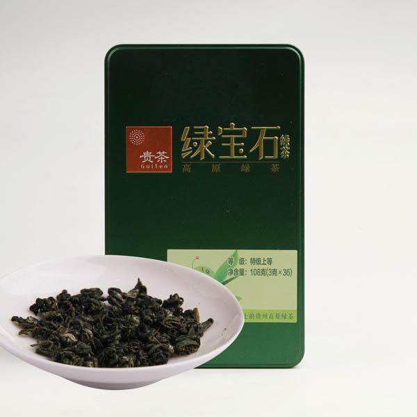 绿宝石(2016)绿茶价格2259元/斤