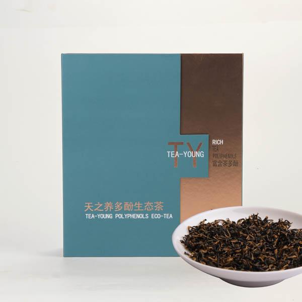 天之养多酚生态茶(2016)红茶价格990元/斤