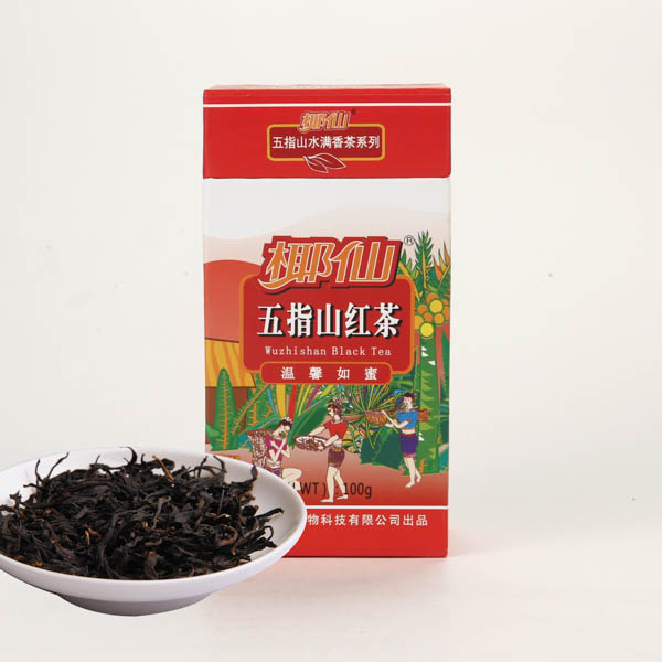 五指山红茶(2016)红茶价格325元/斤