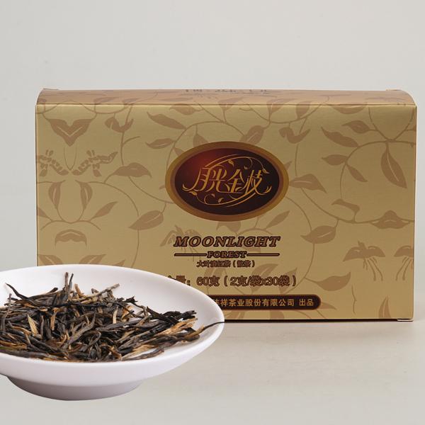 月光金枝(2016)红茶价格550元/斤